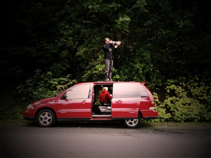SUGOI/Cannondale Photo shoot